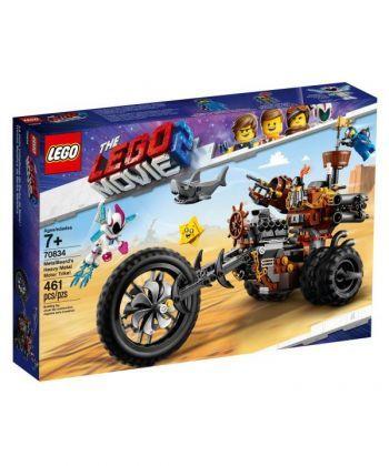"""Конструктор LEGO Фільм """"Триколісний рок-мотоцикл Залізної Бороди!"""""""