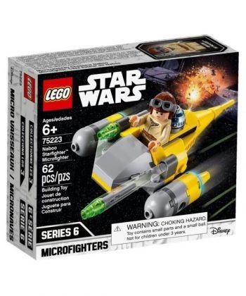 "Конструктор LEGO Star Wars ""Naboo Starfighter™ Microfighter (Мікровинищувач Набу)"""