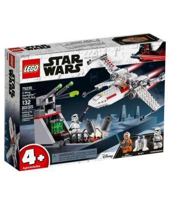 """Конструктор LEGO Star Wars """"X-Wing Starfighter™ Trench Run (Втеча з окопів на Винищувачі X-Wing)"""""""