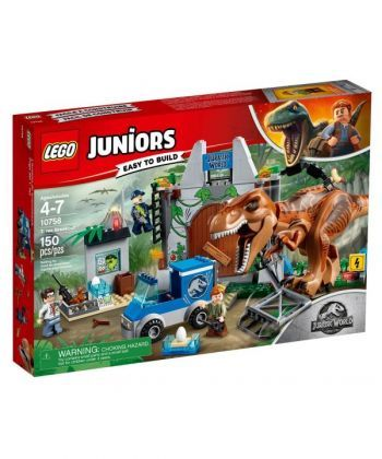 "Конструктор LEGO Джуніорс ""Втеча тиранозавра"""