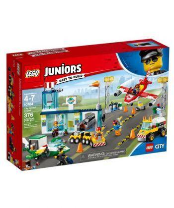 "Конструктор LEGO Джуніорс ""Центральний аеропорт"""