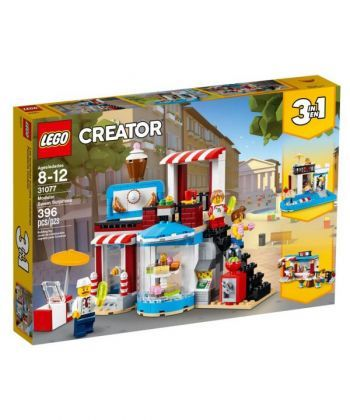 "Конструктор LEGO Master Builder Academy ""Модульні Солодкі сюрпризи"""
