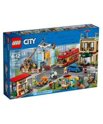 """Конструктор LEGO City """"Столиця"""""""