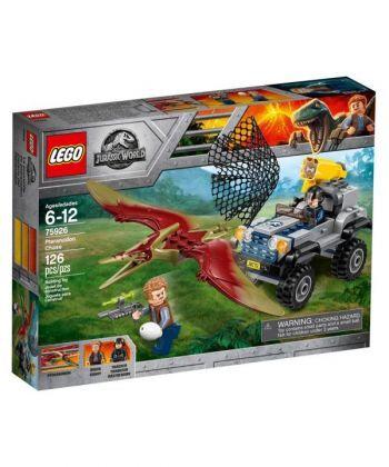 """Конструктор LEGO Jurassic World """"Погоня за птеранодоном"""""""