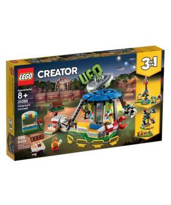 "Конструктор LEGO Master Builder Academy ""Ярмаркова карусель"""