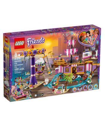 "Конструктор LEGO Friends ""Парк розваг у Хартлейк-Сіті"""