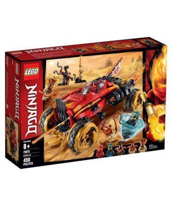 """Конструктор LEGO NINJAGO """"Катана 4x4"""""""