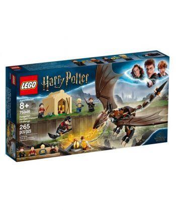 """Конструктор LEGO Harry Potter """"Угорська хвосторога в Тричаклунському турнірі"""""""