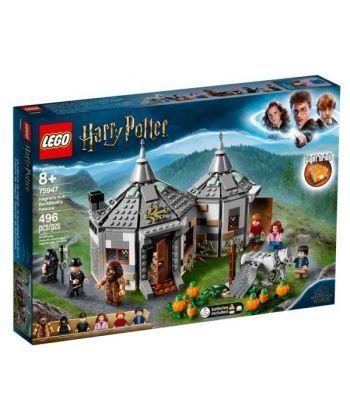 "Конструктор LEGO Harry Potter ""Хатинка Геґріда: порятунок Бакбика"""