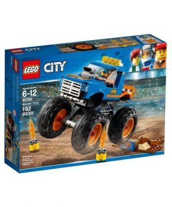 Конструктор LEGO City Грузовик-монстр