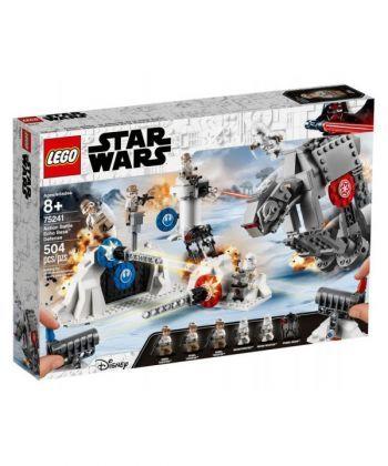"""Конструктор LEGO Star Wars """"Защита базы «Эхо»"""""""