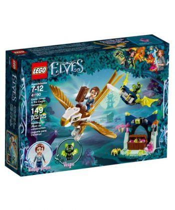 """Конструктор LEGO Elves """"Побег Эмили на орле"""""""