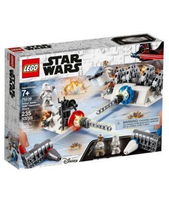 """Конструктор LEGO Star Wars """"Разрушение генераторов на Хоте"""""""