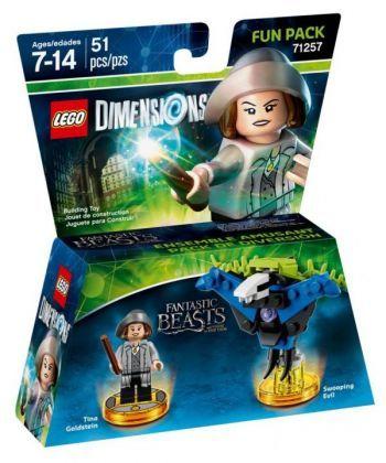 "Конструктор LEGO Dimensions ""Фан-пак: Тина Гольдштейн"""