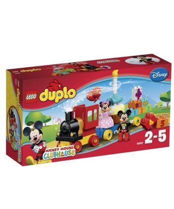 """Конструктор LEGO """"Парад на День народження Міккі та Мінні"""""""