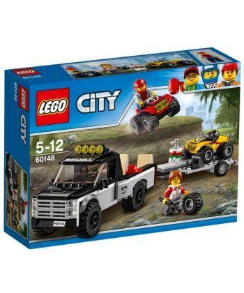 """Конструктор LEGO """"Гоночна команда на всюдиході"""""""