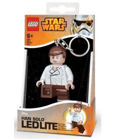 """Брелок-ліхтарик Лего Зоряні війни """"Хан Соло"""""""