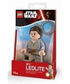 """Брелок-ліхтарик Лего """"Зоряні Війни- """"Рей"""""""