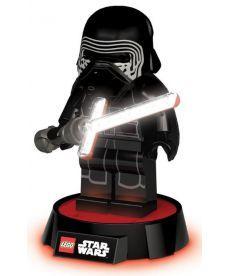 """Настільна лампа Лего """"Зоряні війни - """"Кайло Рен"""""""