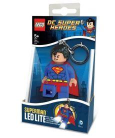 """Брелок-ліхтарик Лего Супергерої """"Супермен"""""""