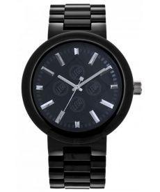 """Годинник наручний """"Лего """"Класичний"""", чорний, зі зм"""