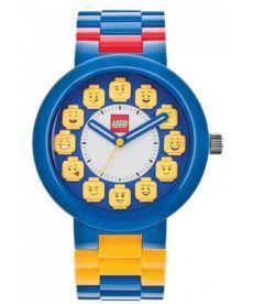 """Годинник наручний """"Лего """"Весела Компанія"""", синій,"""