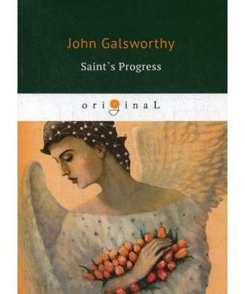 Saint`s Progress - Путь святого: на англ.яз