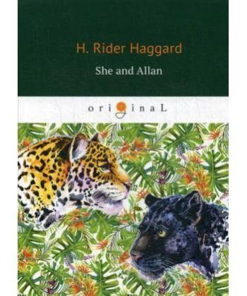 She and Allan - (Она и Аллан: на англ.яз