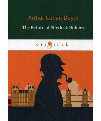 The Return of Sherlock Holmes - Воздвращение Шерлока Холмса