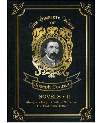 Novels 2 - Новеллы 2: Каприз Олмейера, Юность и Конец троса: на англ.яз