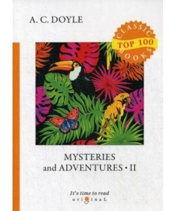 Mysteries and Adventures 2 - Тайны и Приключения 2: на англ.яз