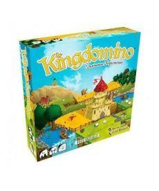 Настольная игра Лоскутное королевство (RU Kingdomino)