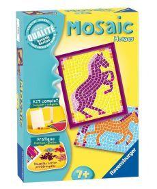 Настольная игра Лошадки (Mosaic Horses) Мозаика