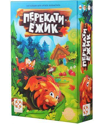 Настольная игра Перекати-ежик