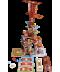 Настольная игра Суперносорог: Небоскрёб