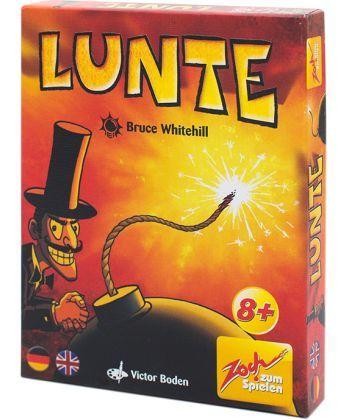 Настольная игра Фитиль (Lunte)