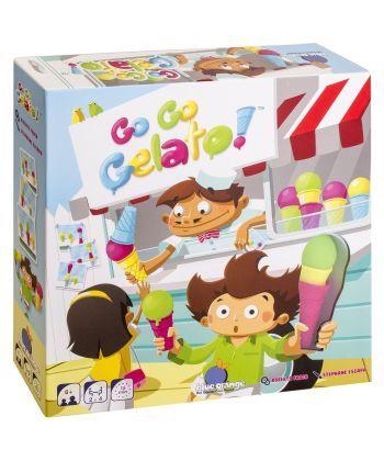 Настольная игра Экспресс-мороженое (GO GO GELATO)