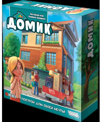 Настольная игра Домик (украинская версия)