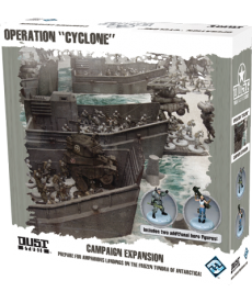 Настольная игра Dust Tactics: Operation Cyclone