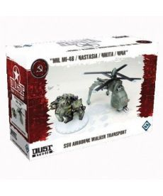 Настольная игра Dust Tactics: SSU Airborne Walker Transport