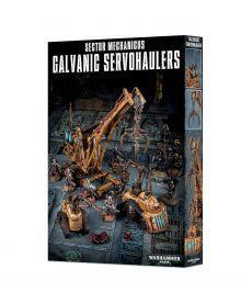 Настольная игра SECTOR MECHANICUS: GALVANIC SERVO-HAULERS