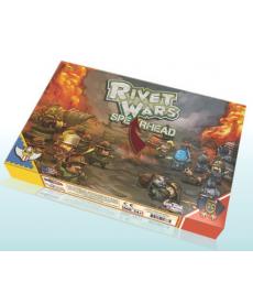 Настольная игра Rivet Wars: Spearhead