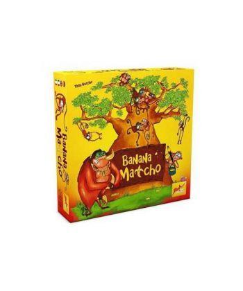 Настольная игра Банано-Мачо (Banano Matcho)