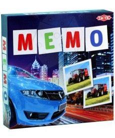Настольная игра Мемо транспорт (мульті)