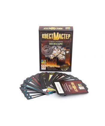 Настольная игра КвестМастер 2. Судьба Лондона