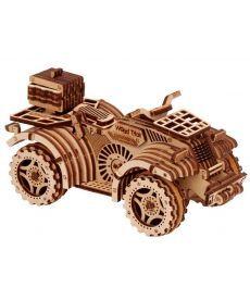 Квадроцикл (конструктор Wood Trick)