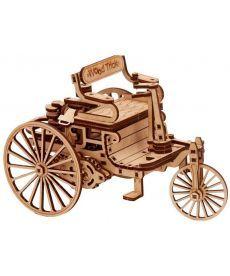 Первый автомобиль (конструктор Wood Trick)