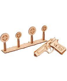 Пистолет (конструктор Wood Trick)