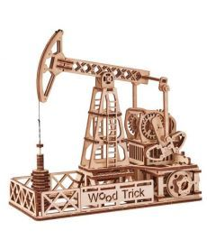 Нефтевышка (конструктор Wood Trick)