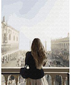 Картина по номерам Диана у мечети 40х50 см (PGX29716)